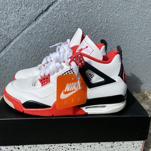 Nike Air Jordan 4 Fire Red Size 9 for Sale in Miami, FL
