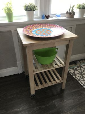 IKEA Kitchen Cart for Sale in St. Louis, MO