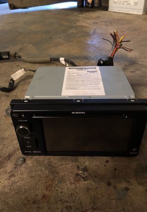 Subaru BRZ stereo with harness for Sale in San Diego, CA