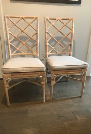 Chairs Bamboo for Sale in Murfreesboro, TN