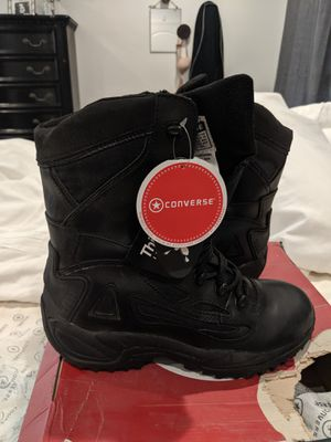 Converse work/duty boots for Sale in Brawley, CA