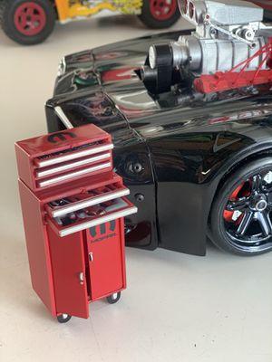 Scale rc car tool box for Sale in El Cajon, CA