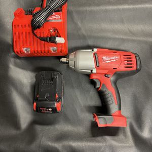 Milwaukee Impact Wrench for Sale in Fresno, CA