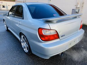 2002 WRX for Sale in Kent, WA