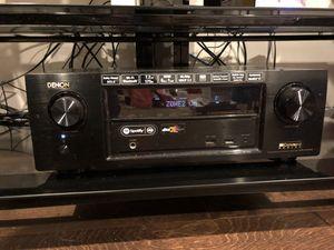 Denon AVR-X1300W 7.2 channel 4K receiver for Sale in Seattle, WA