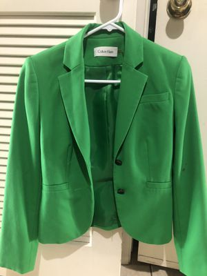 Calvin Klein and Tahari blazer jackets. Jackets are like new barely worn for Sale in ROWLAND HGHTS, CA