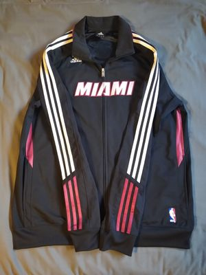 Adidas Miami Heat Jacket for Sale in Portland, OR