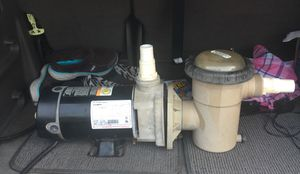 Pool Pump Motor with Free filter basket for Sale in Ocean Township, NJ