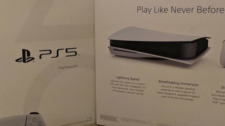 PlayStation 5 Console Brand New for Sale in Bethesda,  MD