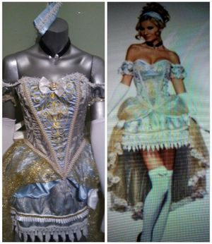 Cinderella Dress up XS adult for Sale in Whittier, CA