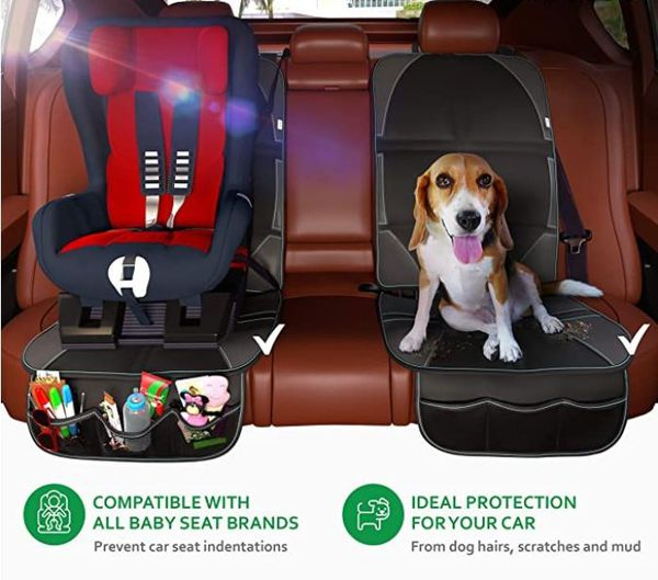 No More Mess in Your Car! Protect Your Car from Kids and Pets!