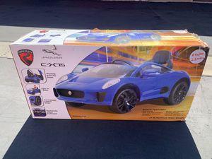 Rollplay Kids' Ride On 6V Jaguar C-X75, Blue for Sale in Westminster, CA