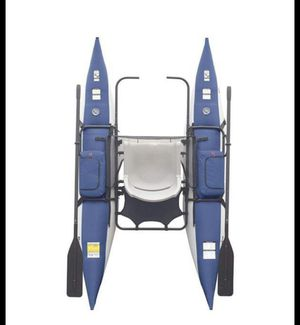 Inflatable pontoon boat for Sale in Phoenix, AZ