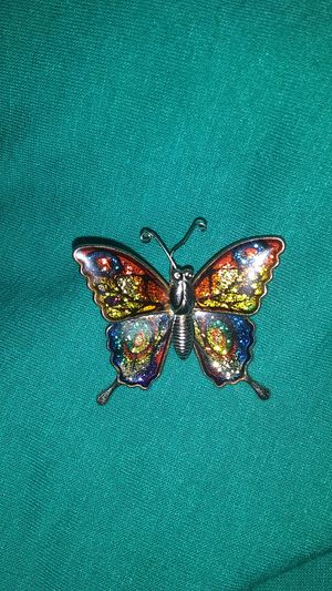 Vintage Butterfly Brooch/Pin for Sale in Tullahoma, TN