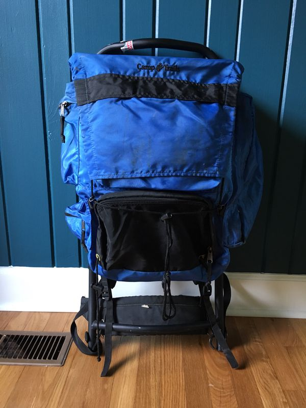 Small Kid or Teen Backpacking Backpack