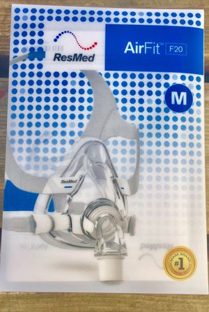 ResMed AirFit F20 CPAP Mask Full Face any size for Sale in Los Angeles, CA