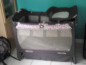 Graco pack n play 3 in1 for Sale in West Palm Beach, FL