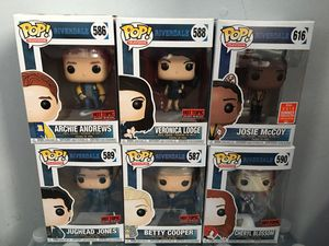 Riverdale collectibles Funko pop toys for Sale in Los Angeles, CA
