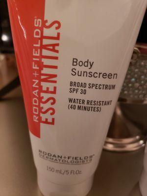 Rodan + Fields Sunscreen for Sale in Tampa, FL