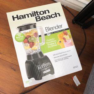 Hamilton beach blender for Sale in Burbank, CA