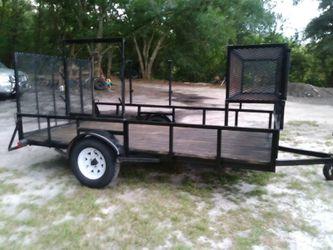 6x12 utility trailer for Sale in Dover,  FL
