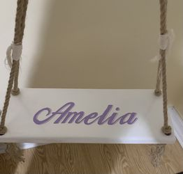 Interior/exterior custom swing!! Look my other products! for Sale in Gulf Breeze, FL