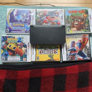 Nintendo 3ds +games for Sale in Queens, NY