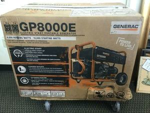 GP 8000E Generator for Sale in Temple Hills, MD