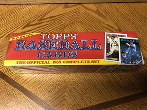 1988 Topps Baseball Factory Set for Sale in Mokena, IL