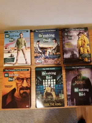 Breaking Bad complete set for Sale in Kenmore, WA