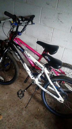 Girl bike boy bike both 160 for Sale in Columbus, OH