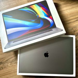 """2020 16"""" 1TB SSD 8-Core i9 MacBook Pro Touch Bar Retina + Warranty 2021 for Sale in Los Angeles, CA"""