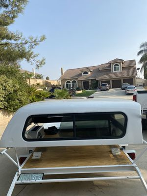 Camper Shell for Sale in Moreno Valley, CA