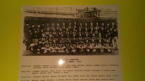 Vintage bears team picture. for Sale in Chicago, IL