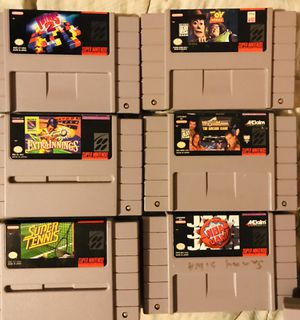 SNES for Sale in National City, CA