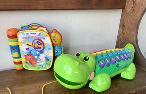 Kids Pull learn Allegator plus Rhine Discover Book for Sale in Long Beach, CA