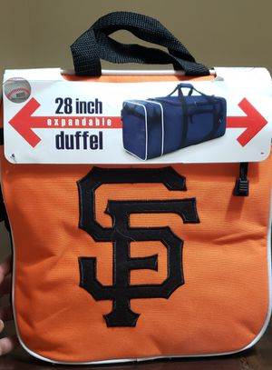 Giants Duffle Bag for Sale in Selma, CA