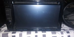 Kenwood DNX572BH Double DIN GPS DVD Sirius Sat car stereo for Sale in Jacksonville, FL