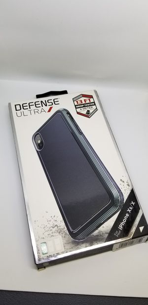 IPhone Xs/X Defense Ultra case New for Sale in Norco, CA