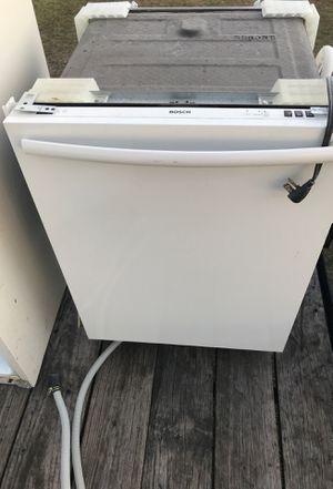 Bosch dish washer need gone ASAP and electric stove for Sale in Ocala, FL