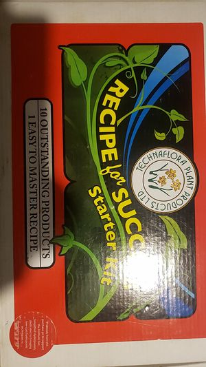 Hydroponic nutrients complete kit for Sale in Houston, TX