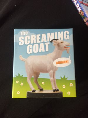 The screaming goat for Sale in Roanoke, AL