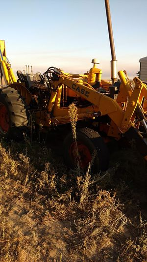 530 CK Case with bucket and boom 1963 for Sale in Calhan, CO
