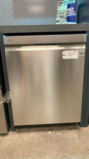 LG stainless steel dishwasher. One year manufacturers warranty. for Sale in Gilbert, AZ