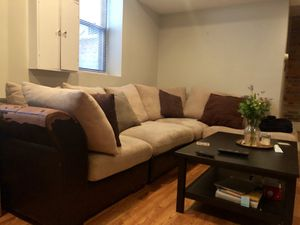 Large Sofa/Couch + love seat for Sale in Boston, MA