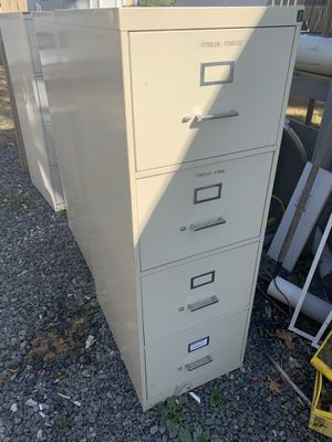 File cabinet 4 drawer for Sale in Falls Church, VA