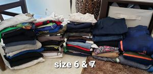 Kids cloths size 6-7 for Sale in Apple Valley, CA