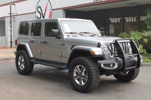 2018 Jeep Wrangler Unlimited for Sale in Hayward, CA