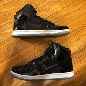 Nike sb dunk high space jam og all with receipt for Sale in Hollywood, FL
