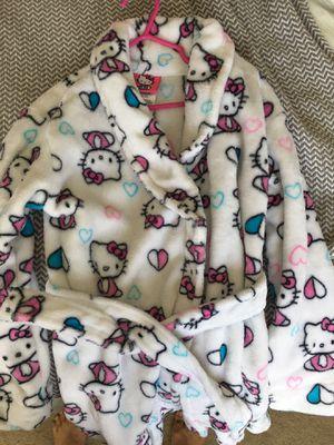 Hello Kitty bath robe for Sale in Chula Vista, CA